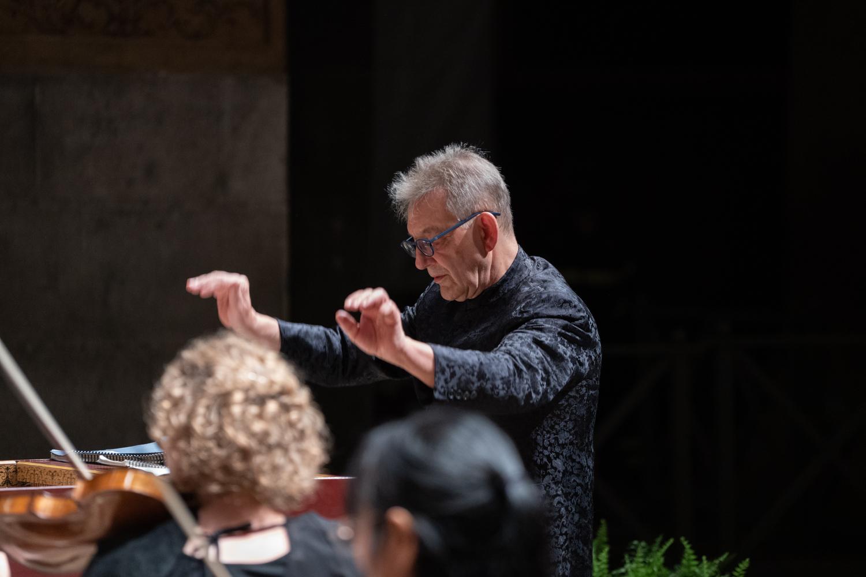 Trevor Pinnock - Festival Anima Mundi, Pisa