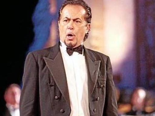Francesco Ellero d'Artegna in concerto