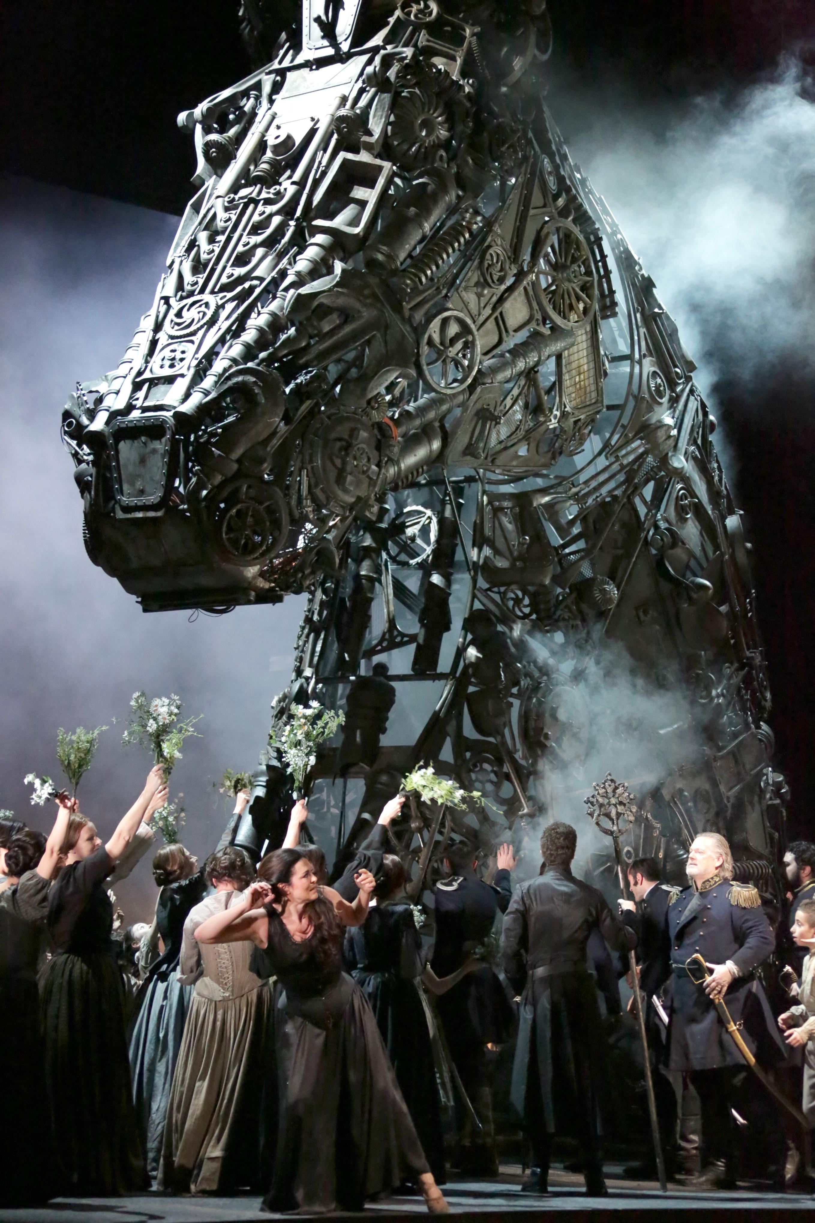 Milano - Teatro alla Scala: Les Troyens