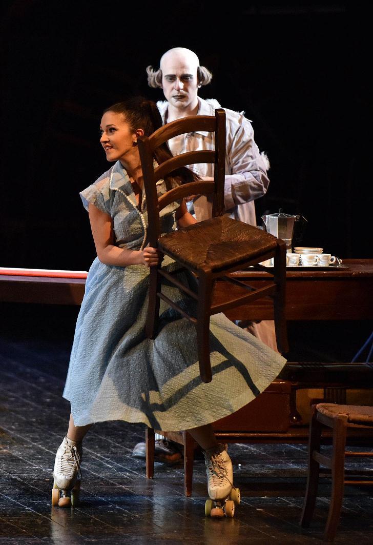 Credit Teatro Pergolesi