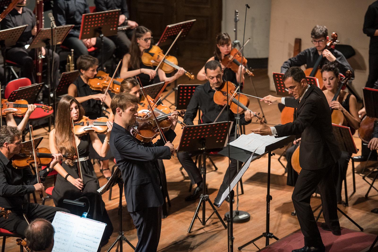 © Fabio Miglio - MiTo Settembremusica. Le foto si riferiscono all'omologo concerto tenuto a Torino il 10 settembre 2019