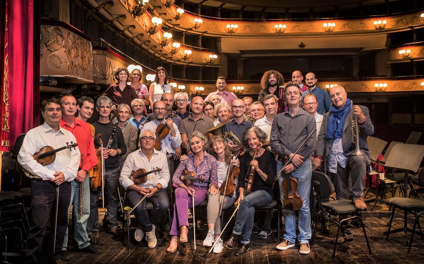 L'Orchestra della Toscana, foto Marco Borrelli