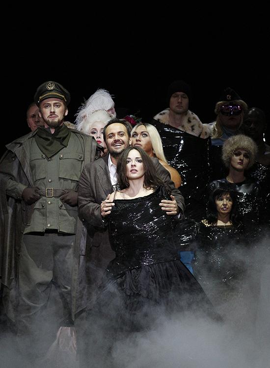 Foto concesse dal Teatro Bolshoi