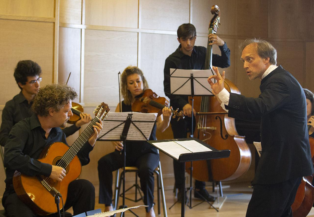 Bach+ - ph. Irene Trancossi per  Fondazione Cantiere Internazionale d'Arte di Montepulciano