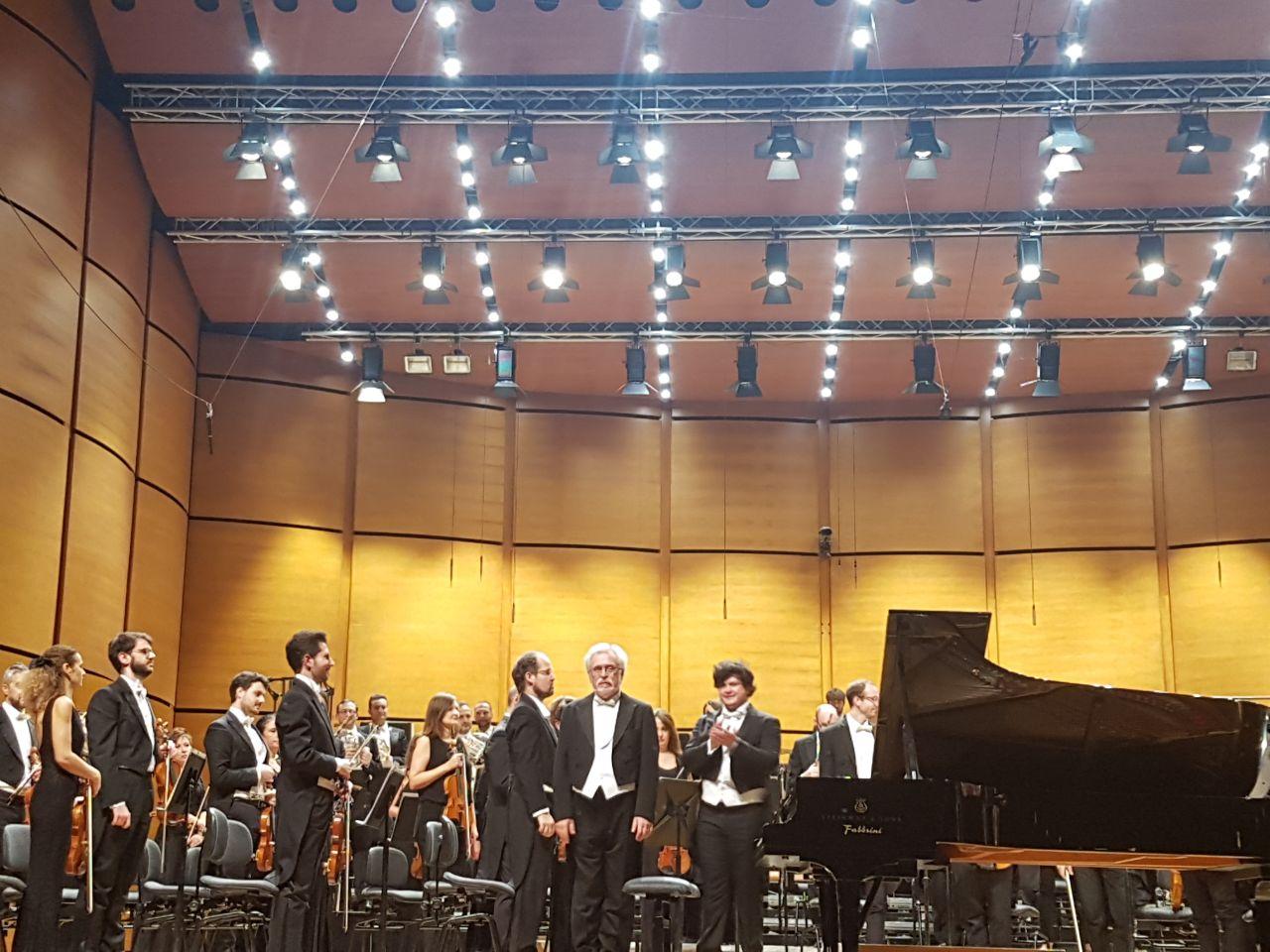 Concerto laVerdi del 28.11.2019 - foto Emanuele Lavizzari