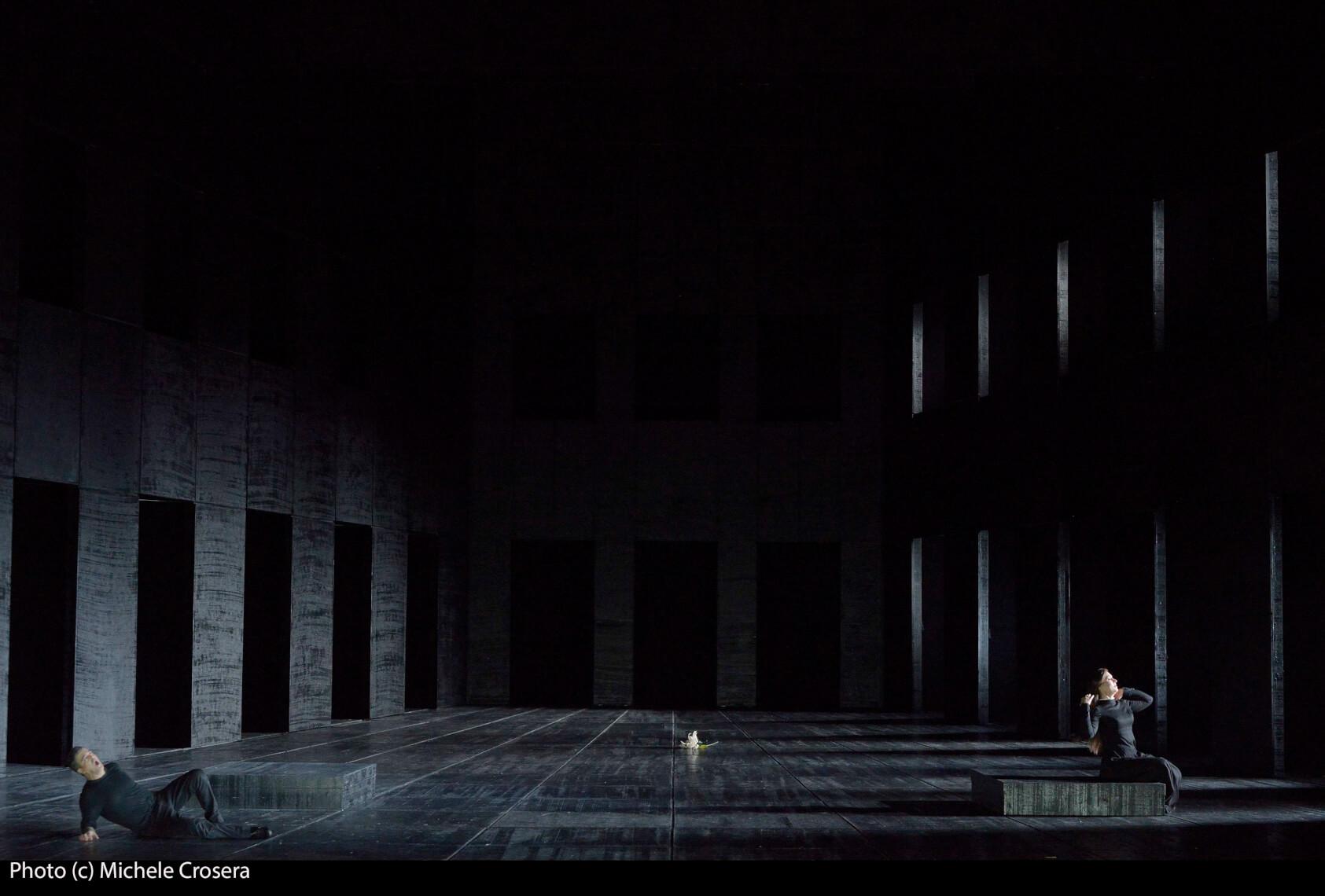 Teatro La Fenice - Don Carlo, a. I.2 sc. 4 - foto @ Michele Crosera