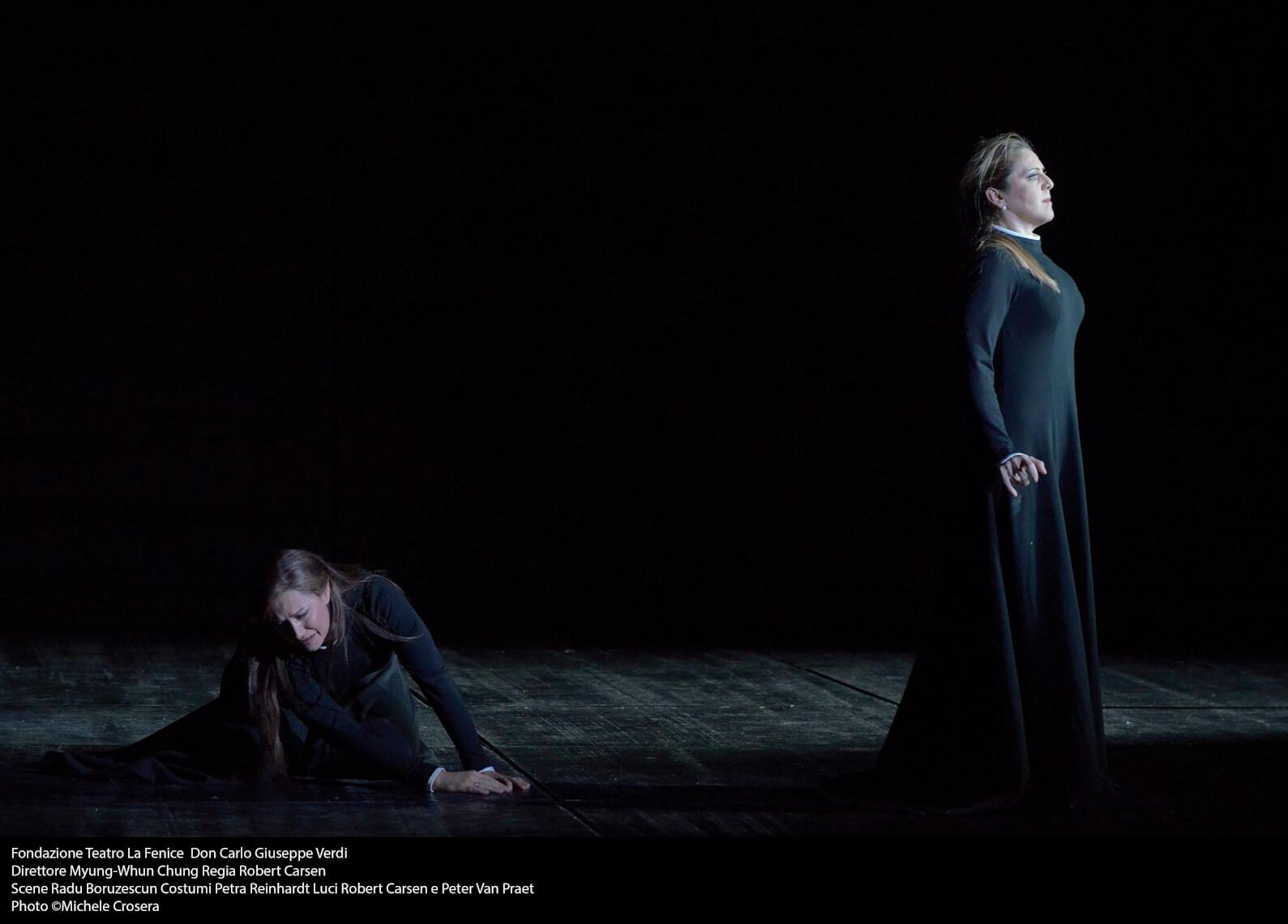 Teatro La Fenice - Don Carlo, a. III.1 sc. 5 - foto @ Michele Crosera