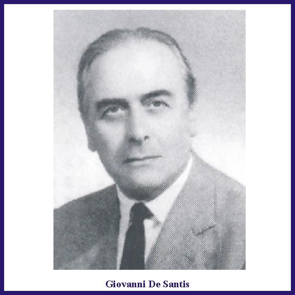 il M° Giovanni De Santis fondatore del Luglio Musicale Trapanese