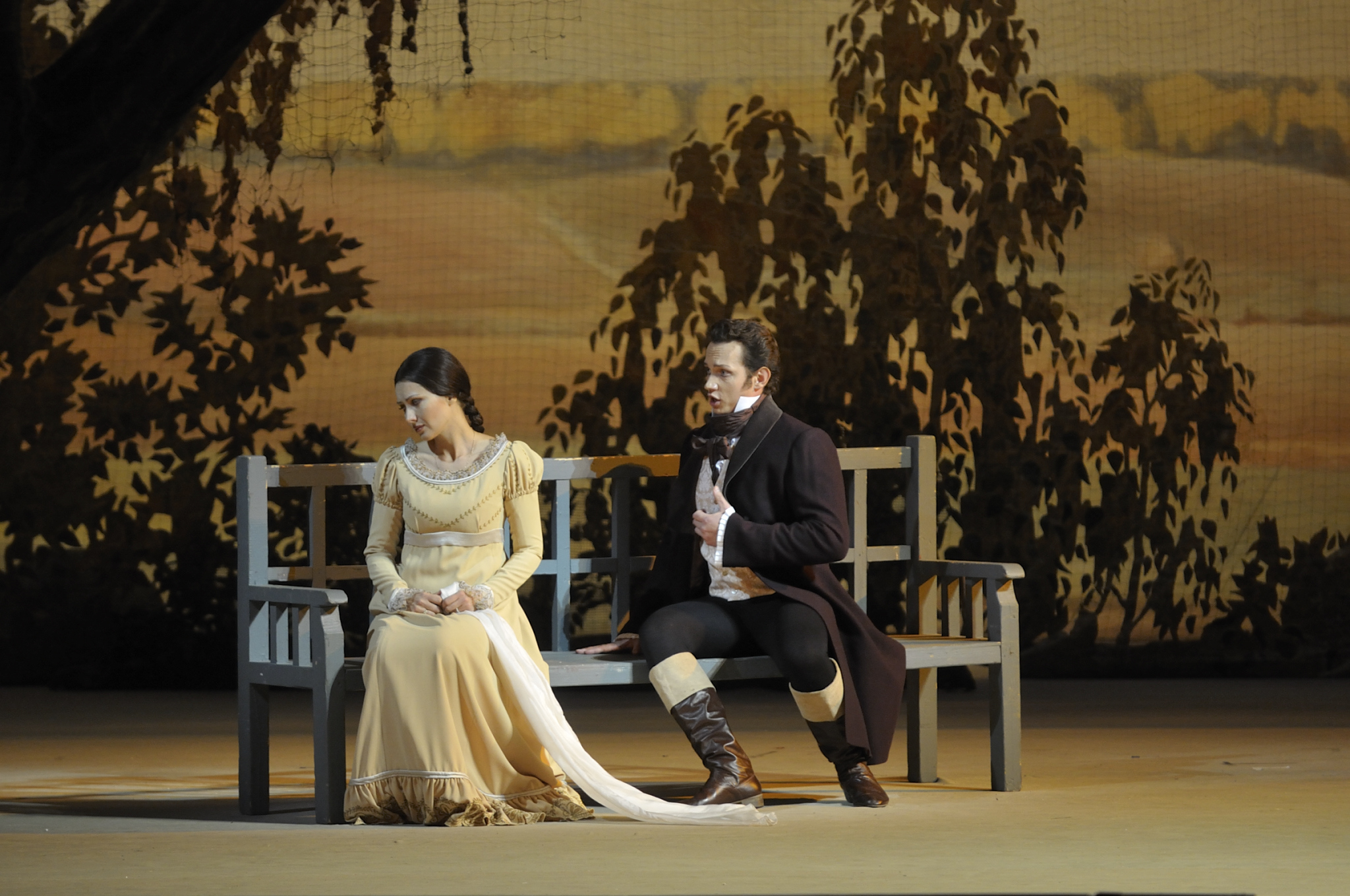 Eugene Onegin by Valentin Baranovsky © State Academic Mariinsky Theatre