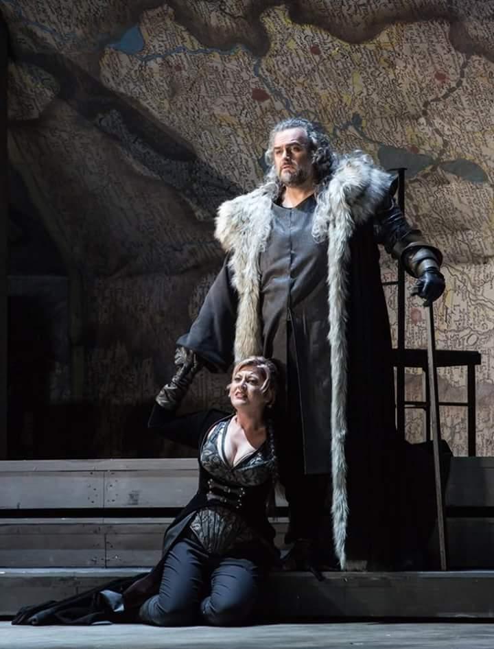 I Masnadieri all'Opera di Roma con Riccardo Zanellato