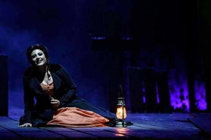 I Masnadieri all'Opera di Bilbao