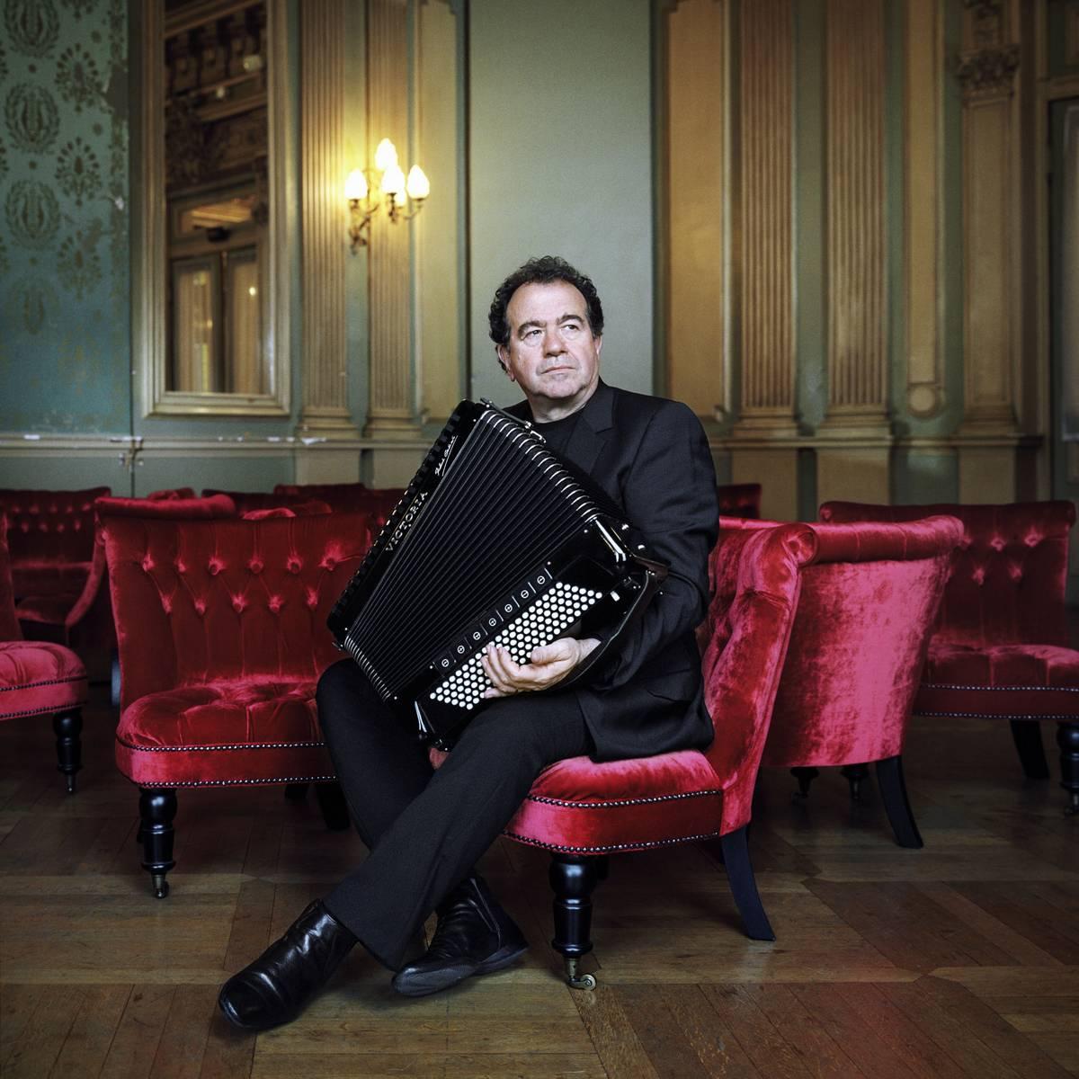 Richard Galliano - Foto Vincent Catala