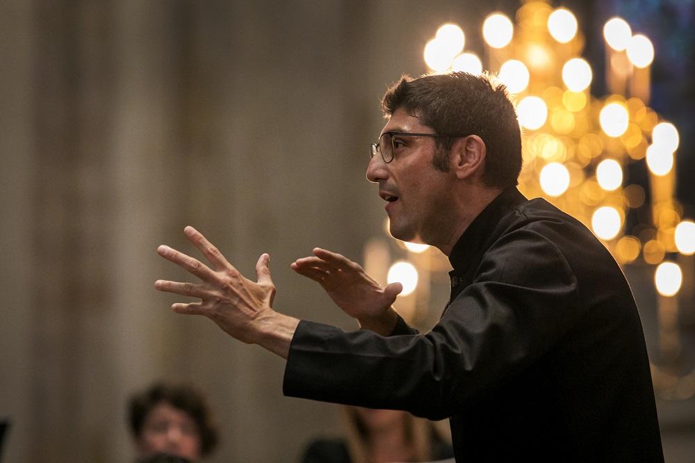 Giulio Prandi e Orchestra Ghisleri - ph. Marieke Wijntjes