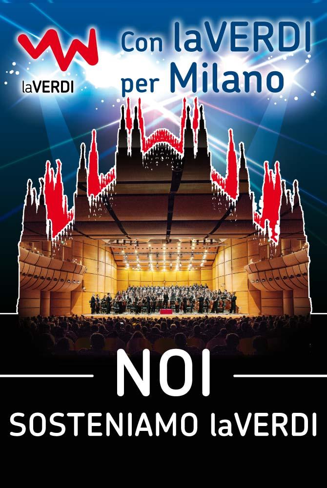 Con laVerdi per Milano
