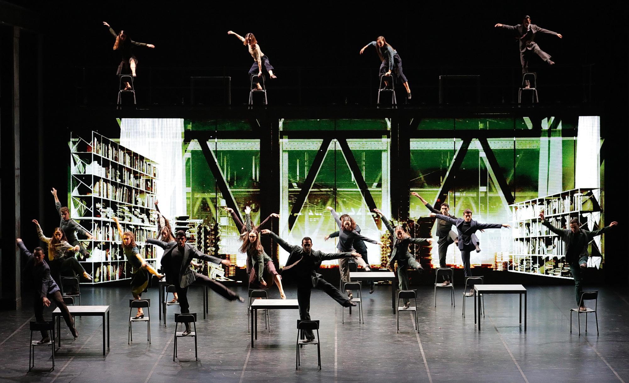 Il Corpo di ballo - ph. credit Brescia/Amisano - Teatro alla Scala