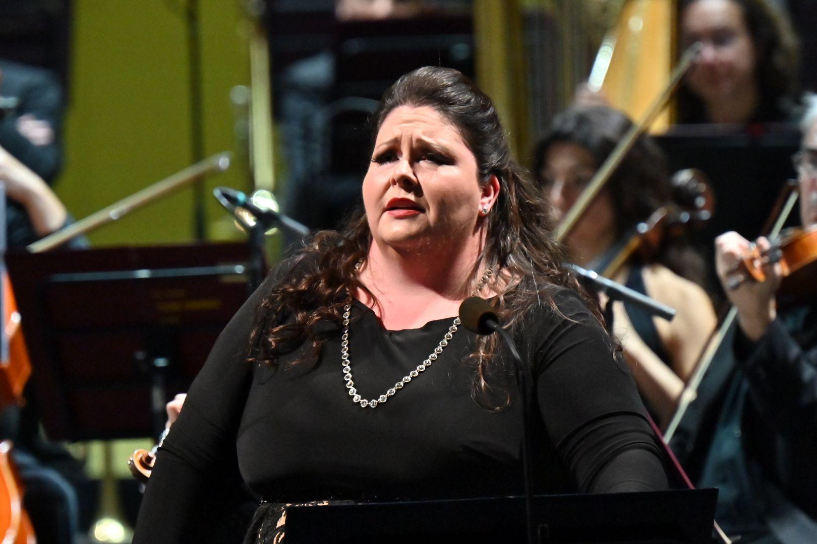 Angela Meade - Foto Roberto Ricci