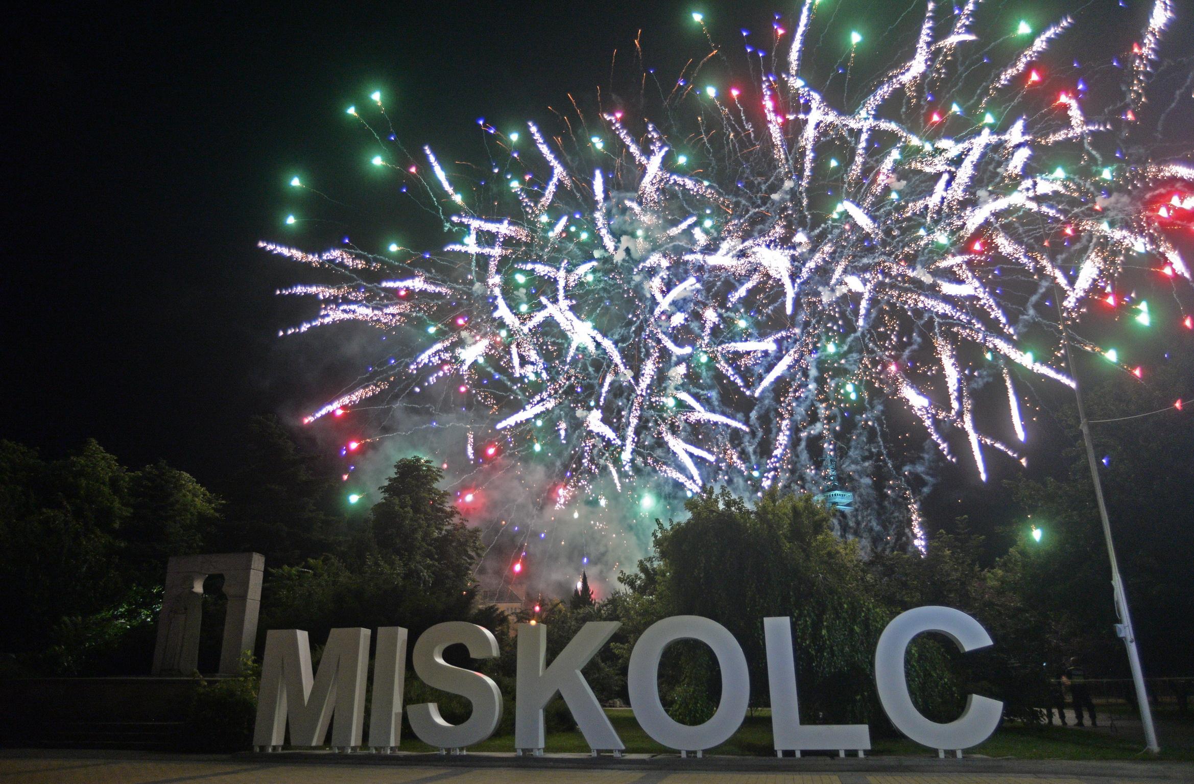Festa al Bartok Plusz Opera Festival di Miskolc