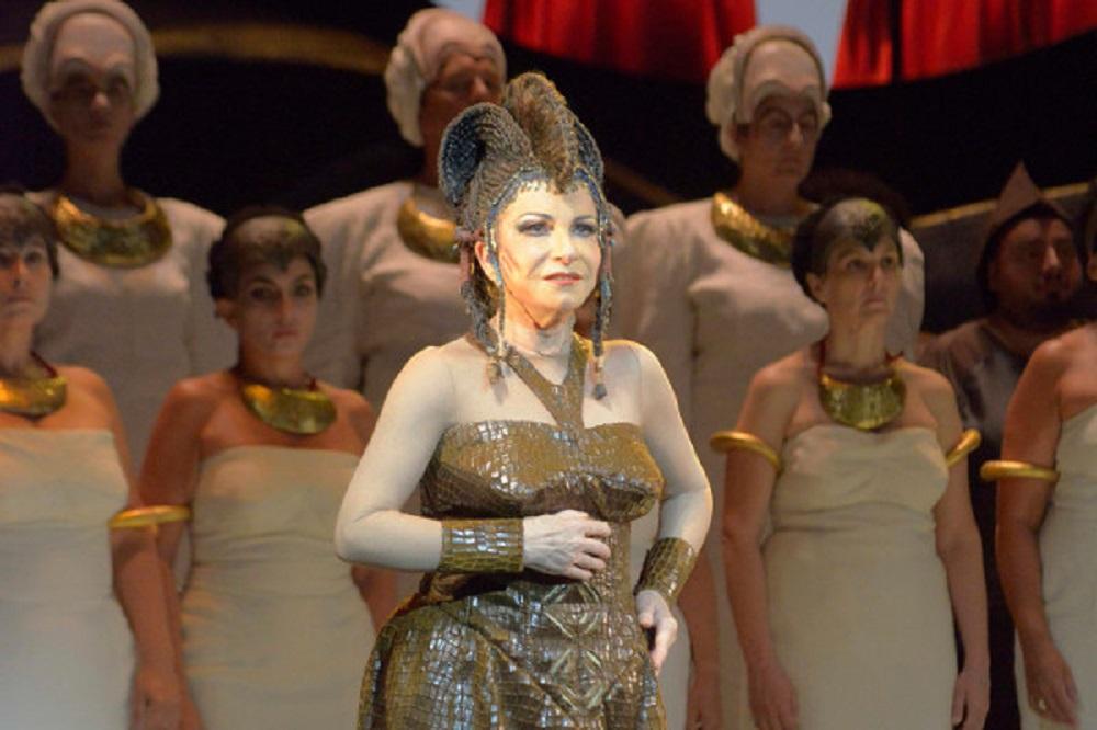 Mariella Devia - ph. Michele Crosera/Teatro La Fenice