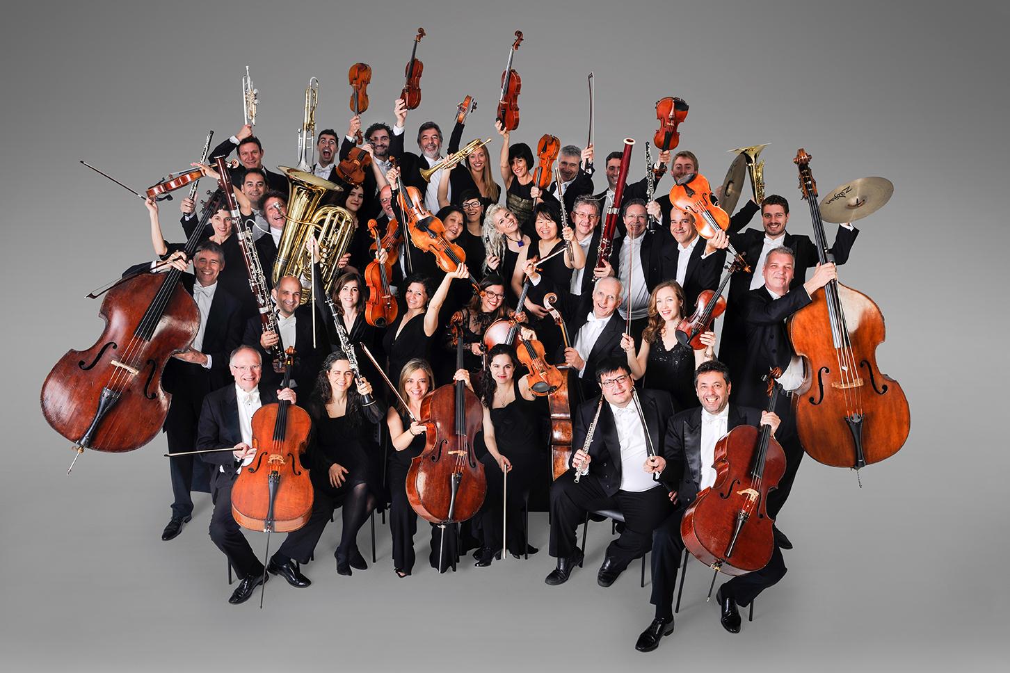 Orquestra de Cadaques (foto Joan Tomas LR)
