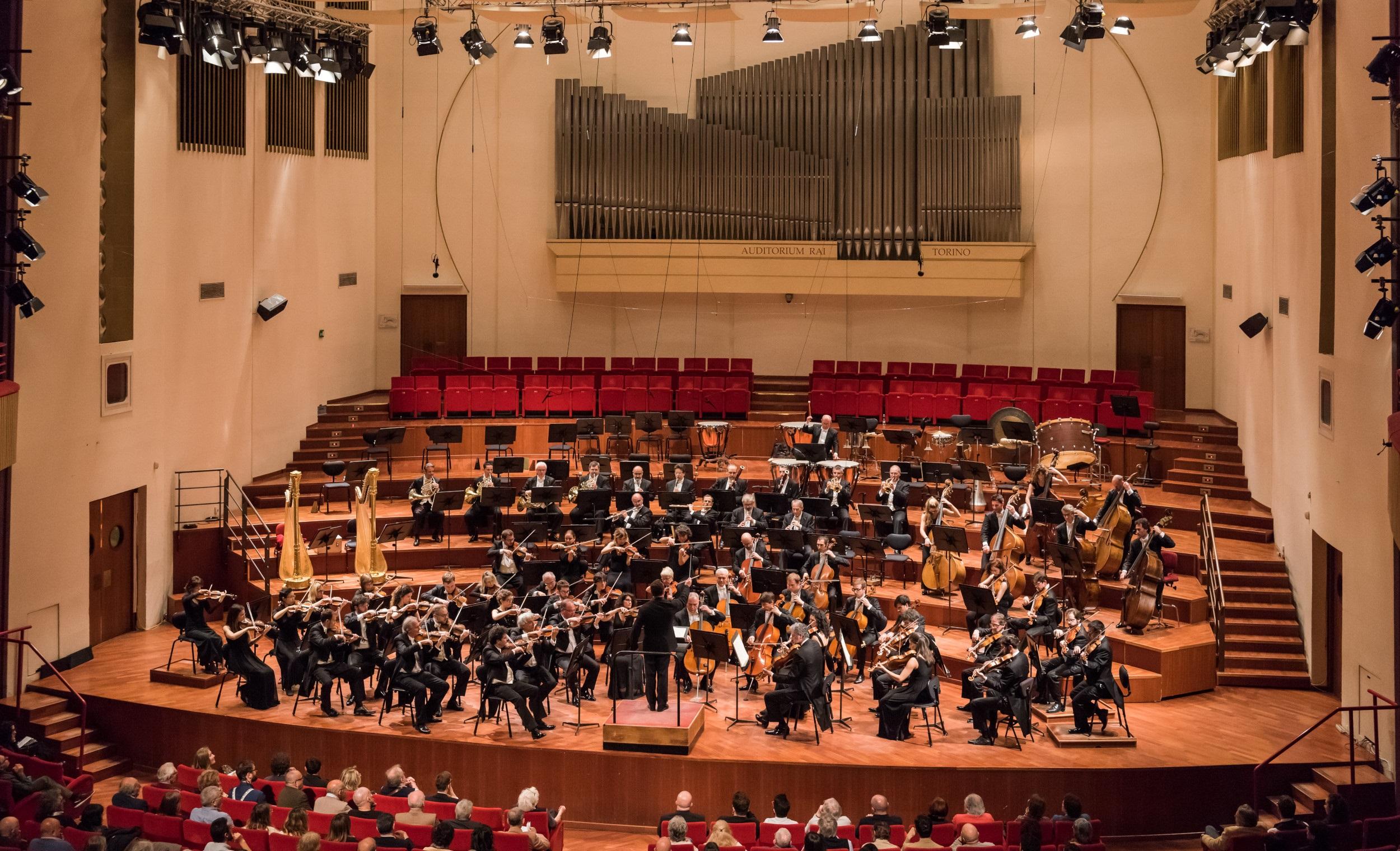 @PiùLuce/Orchestra Rai