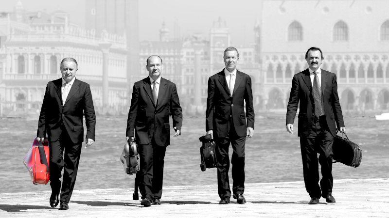 Quartetto di Venezia - photo © Quartetto di Venezia