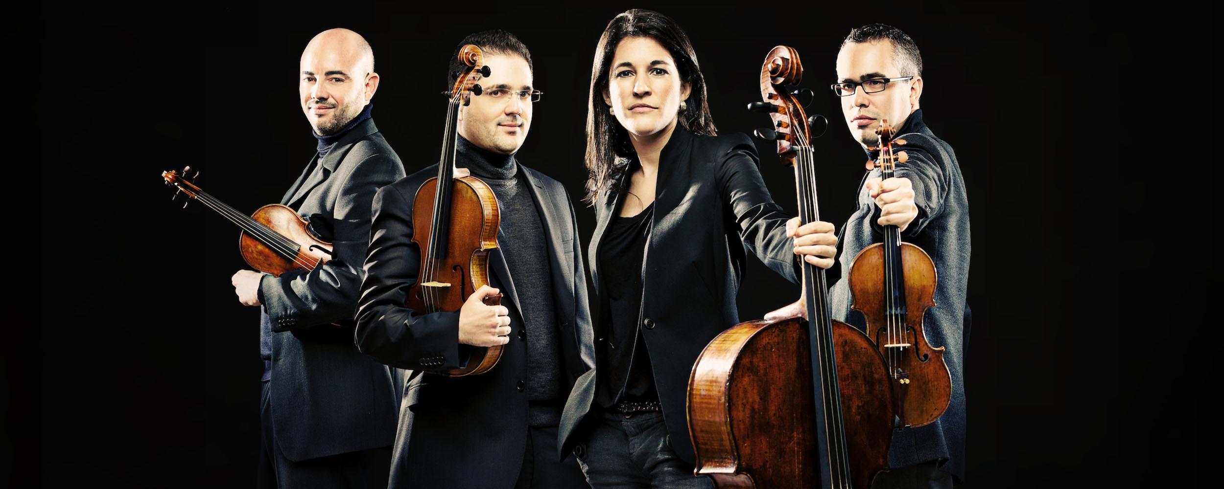 Foto tratta dal sito del Cuarteto Quiroga