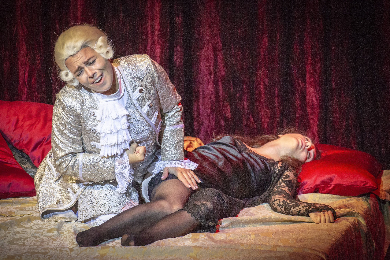 Sonia Prina, Francesca Aspromonte - foto © Innsbrucker Festwochen / Rupert Larl