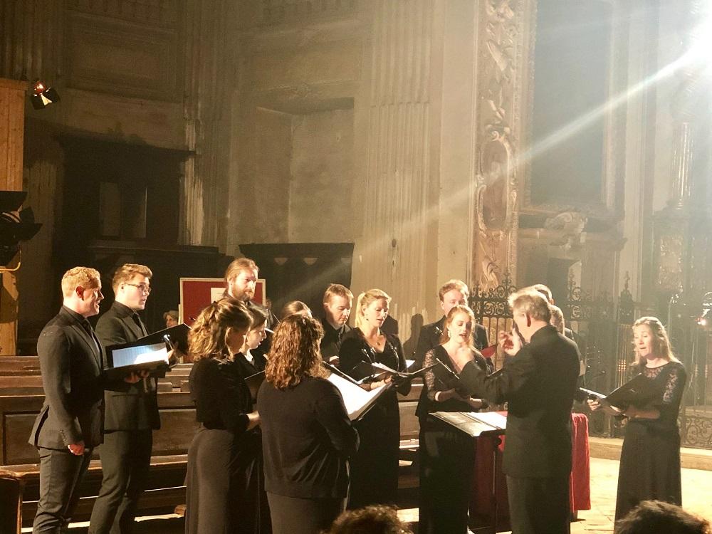 Foto concessa dal Monteverdi Festival Cremona