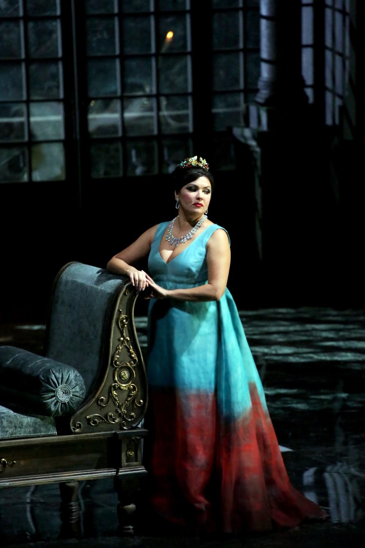 Anna Netrebko - Credit Brescia/Amisano – Teatro alla Scala