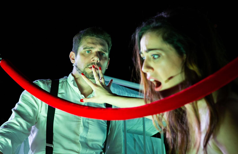 Alessandro Fantoni e Sarah Tisba - @ AsLiCo