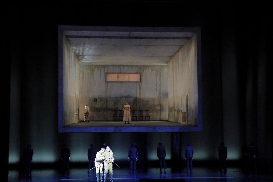Ensemble der Bayerischen Staatsoper - © Wilfried Hösl