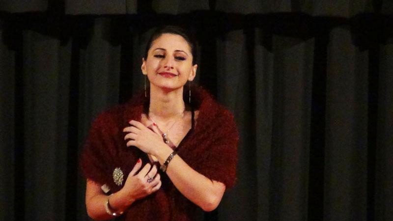 Samantha Sapienza - I Premio