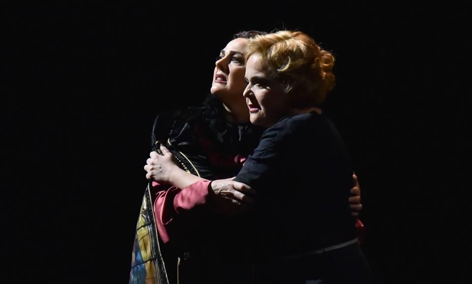 Sonia Ganassi e Yolanda Auyanet - Foto Roberto Ricci