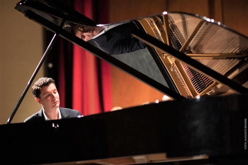 Alessio Bax (foto Augusto Biagini)
