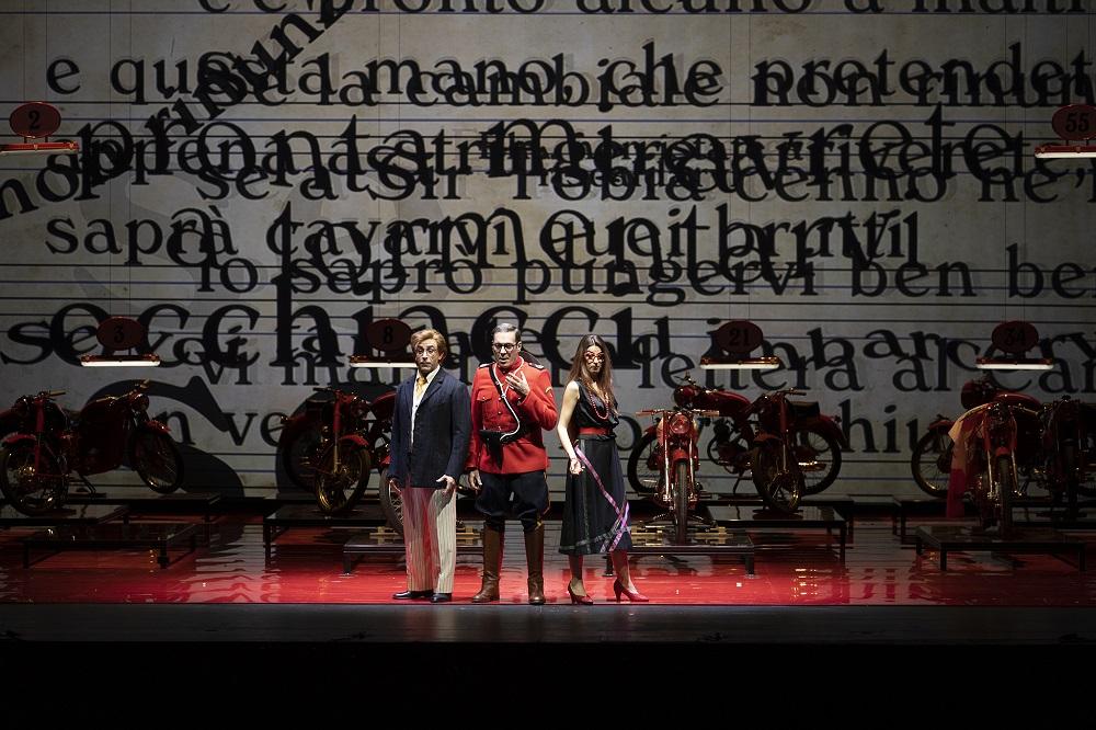 Cambiale di matrimonio - ph. Priamo Tolu/Teatro Lirico di Cagliari