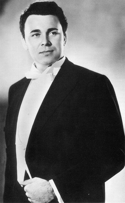 Gianfranco Cecchele nel 1963, molto vicino al debutto