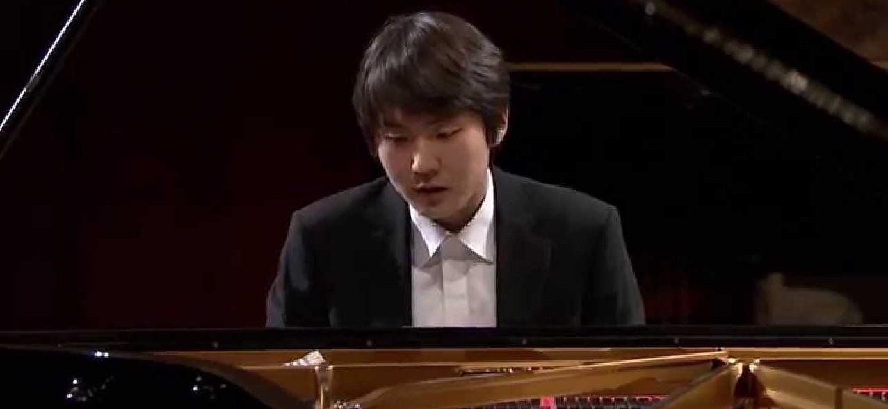 Seong-Jin Cho pianoforte