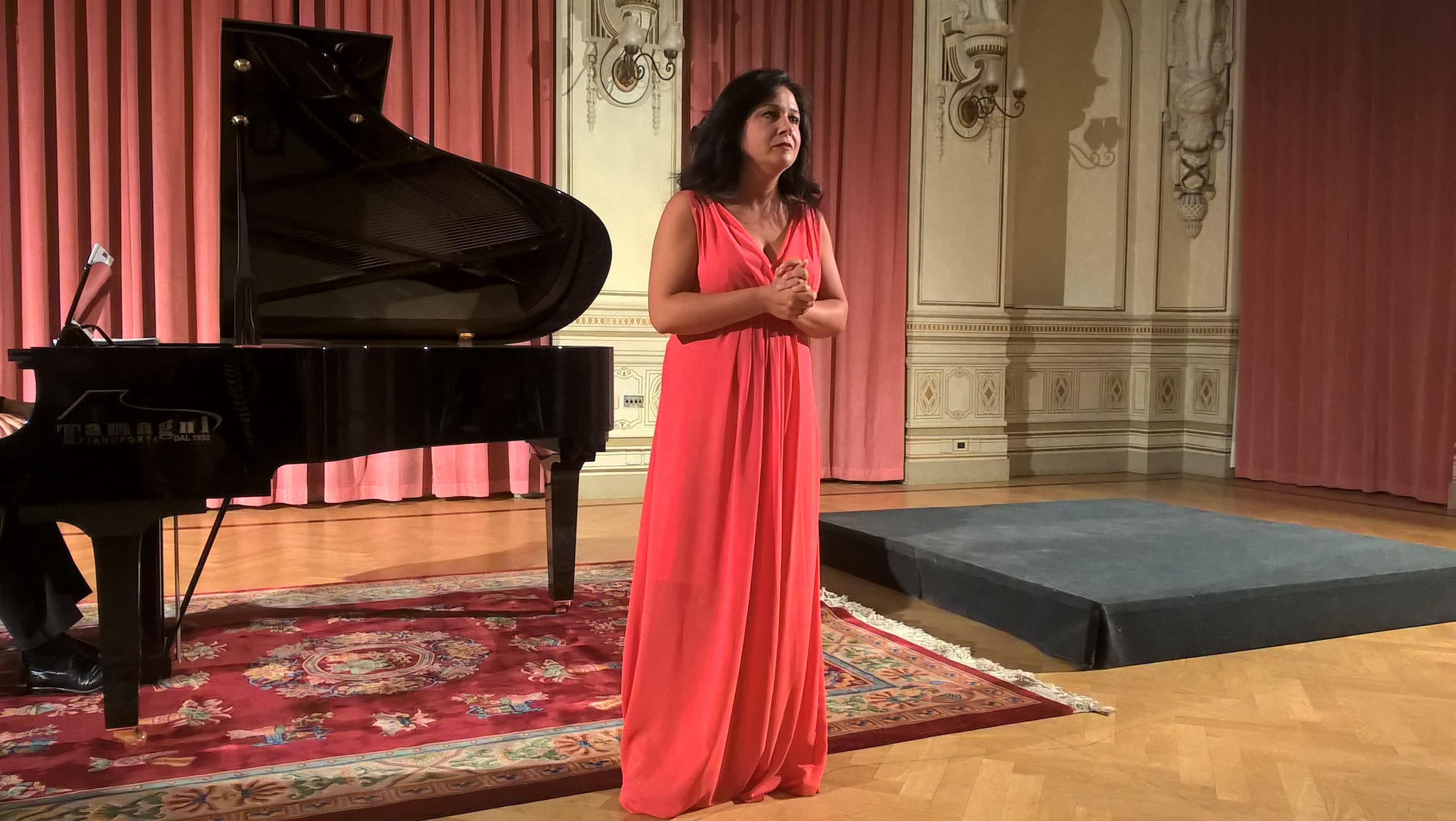 Maria Simona Cianchi - Credits Foto  ©Patrizia Monteverdi