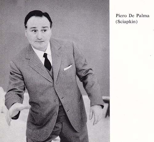 Piero De Palma