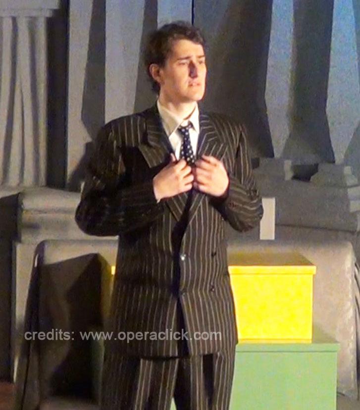 Niccolò Scaccabarozzi - credits: www.operaclick.com