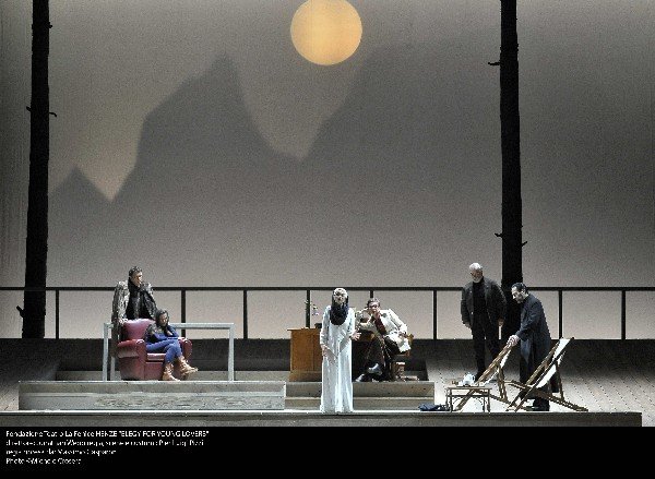 Venezia - Teatro Malibran: Elegy for young lovers