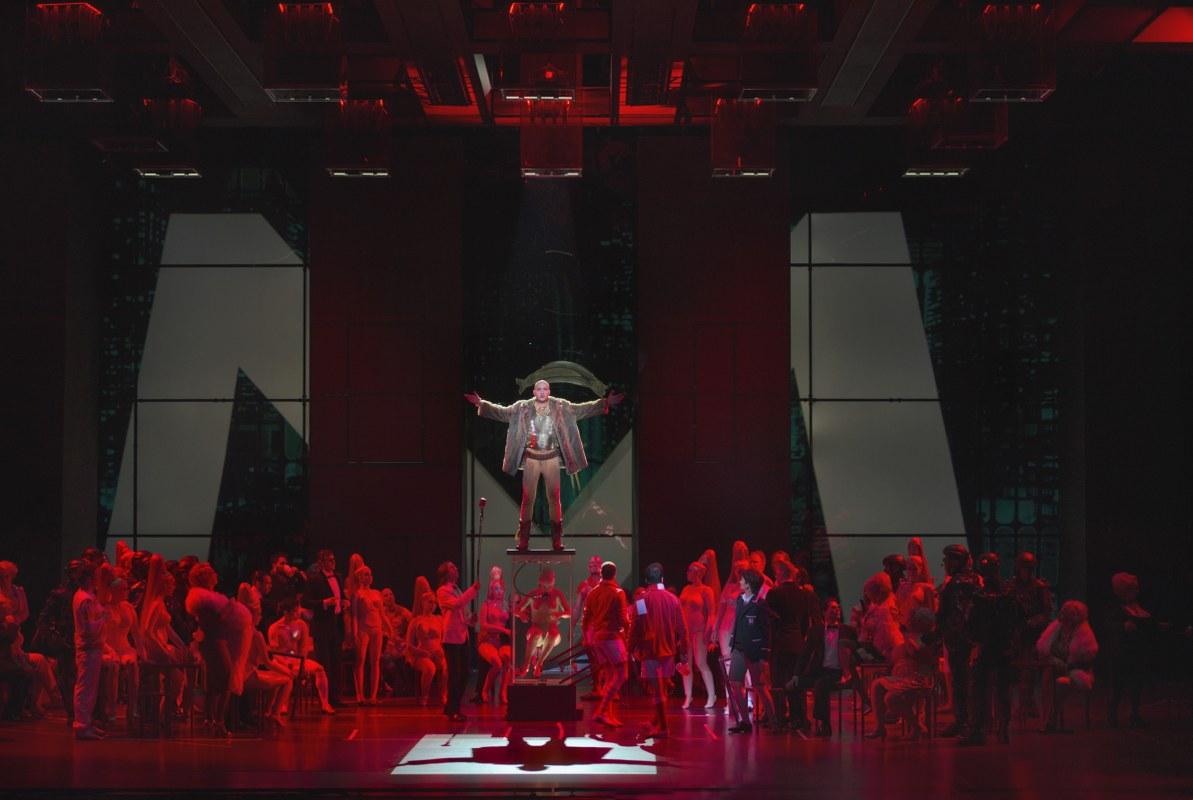 Amsterdam - Opera Nazionale Olandese: Faust