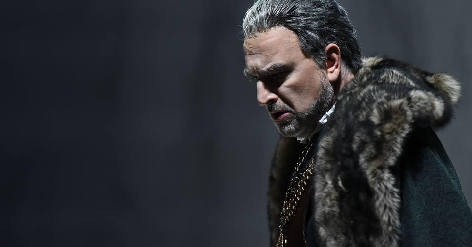 Filippo II - Michele Pertusi - Foto Teatro Regio Parma