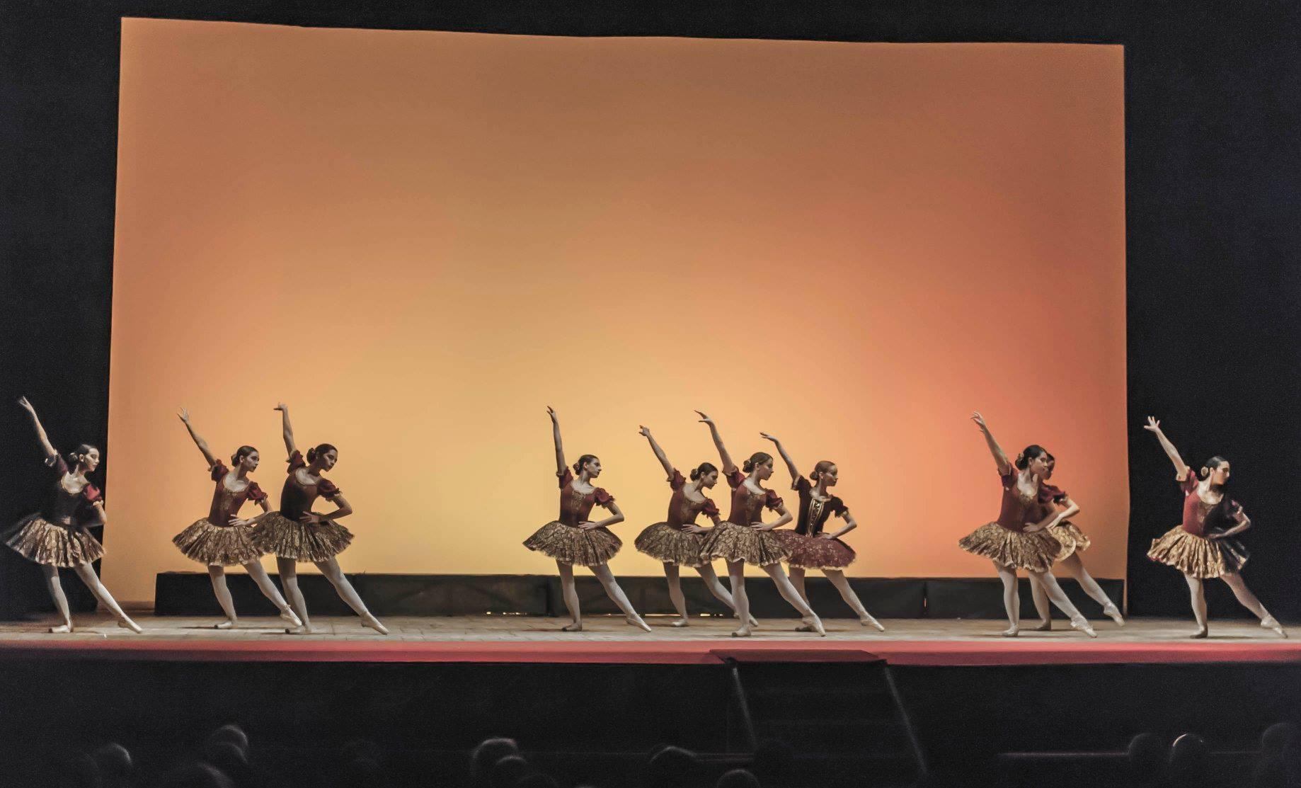 Dance Studio di Mirella Castriota con le coreografie di Gabriel Roman