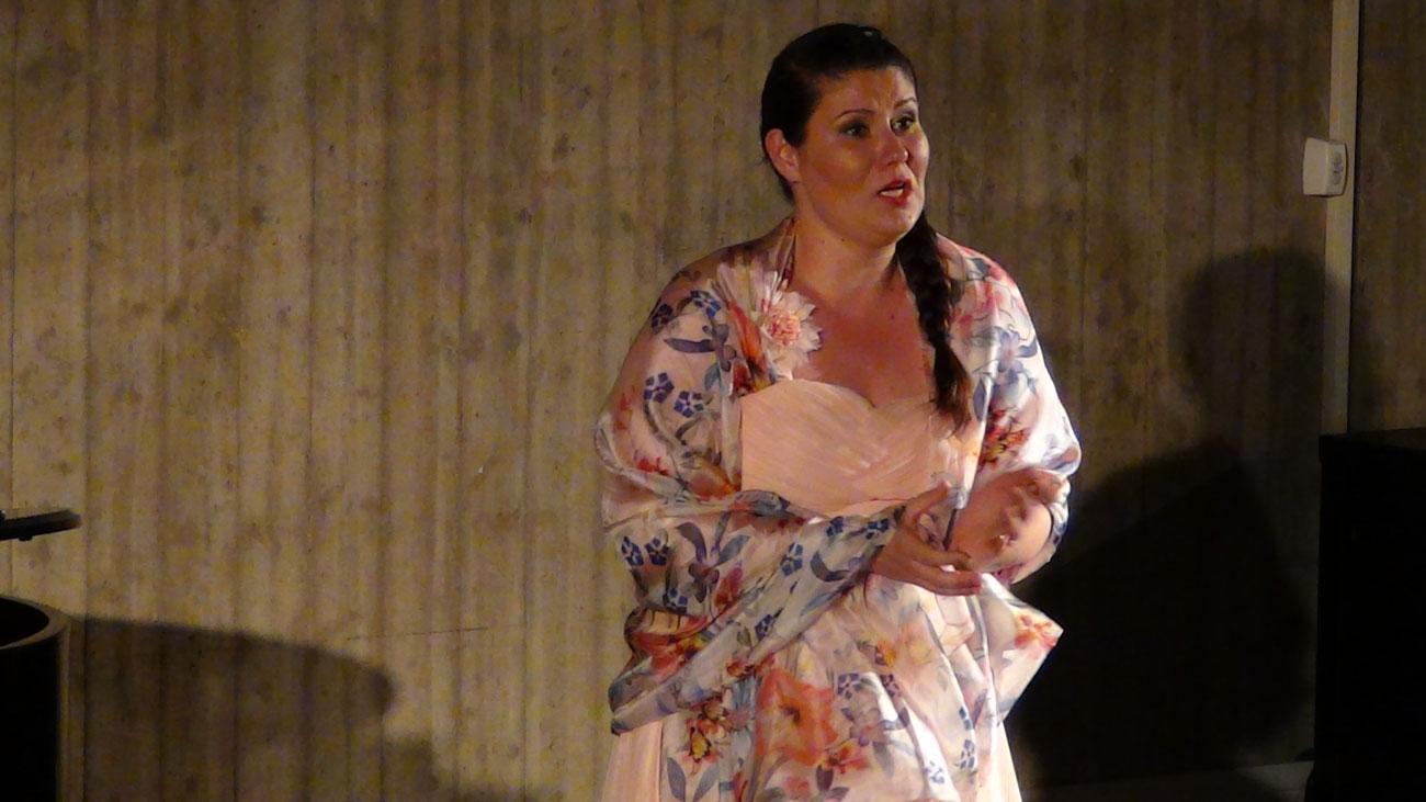Barbara Favali, terza classificata ex aequo