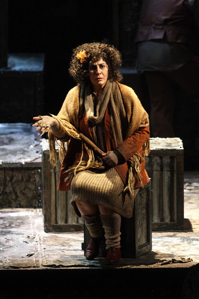 Giovanna Lanza - Frugola al Teatro Massimo di Palermo
