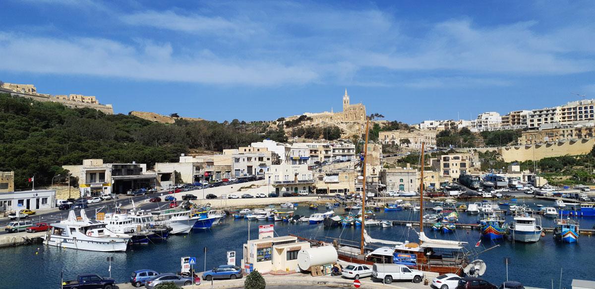porto di Gozo