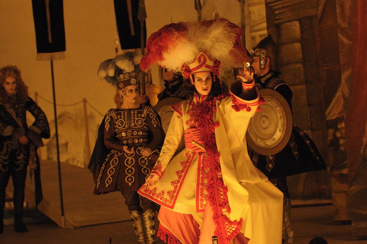 Radamisto al Handel Festival di Karlsruhe 2010, foto Krause-Burberg
