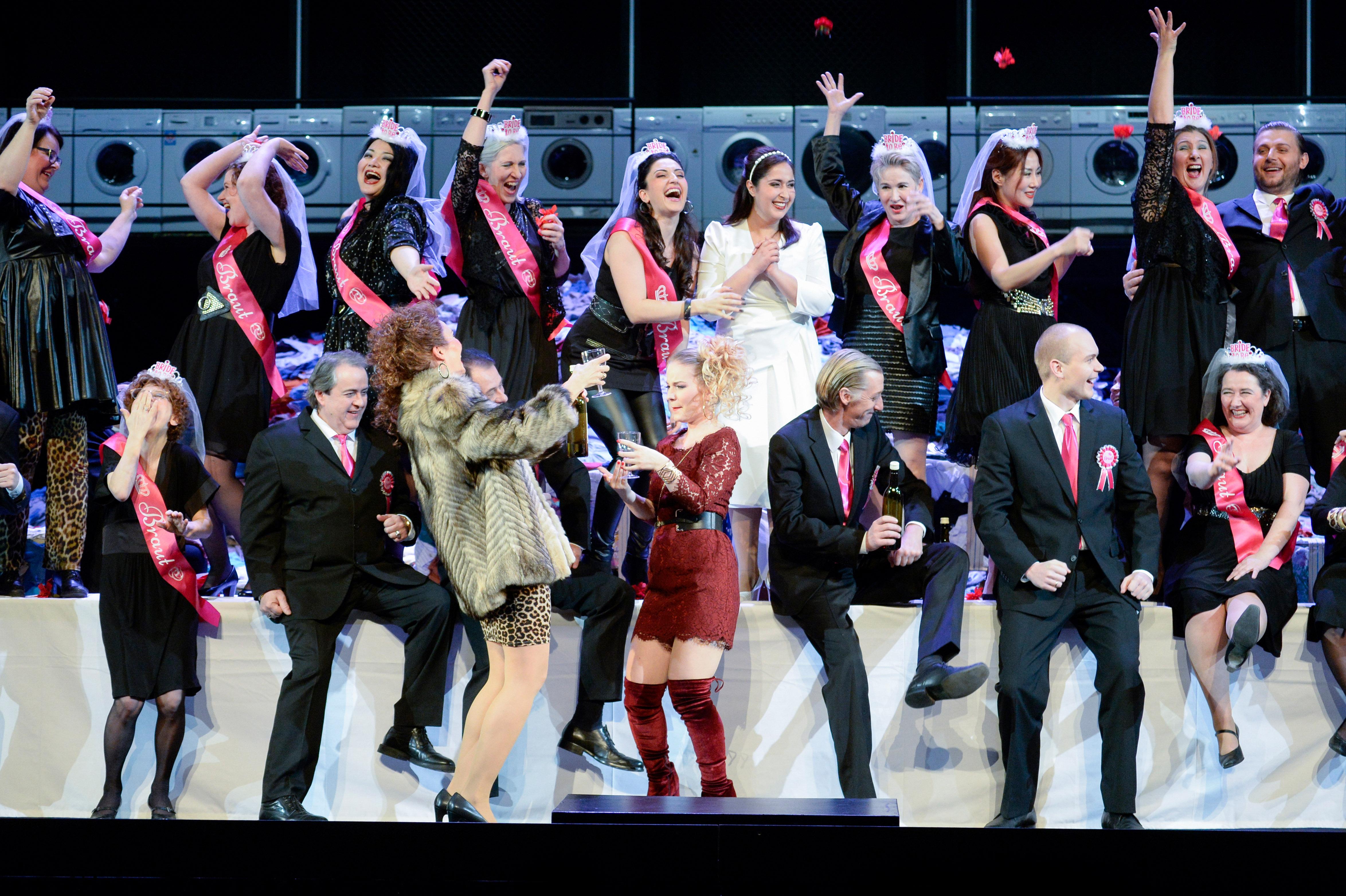 Staatstheater Kassel - Jenufa - @ N. Klinger