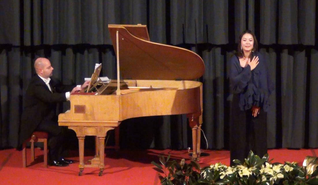Primo premio: Hyojin Kang
